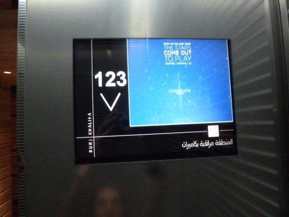 Atmosphere - Burj Khalifa