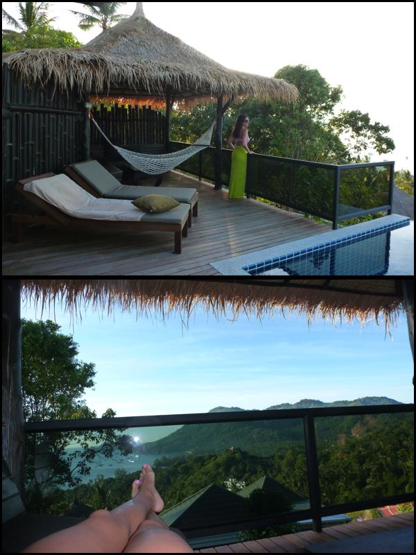 Amei o nosso hotel. Koh Tao Heights Pool Villas. I loved our hotel. Koh Tao Heights Pool Villas. http://www.kohtaoheights.co.uk/koh-tao-heights-villas/pool-villas/