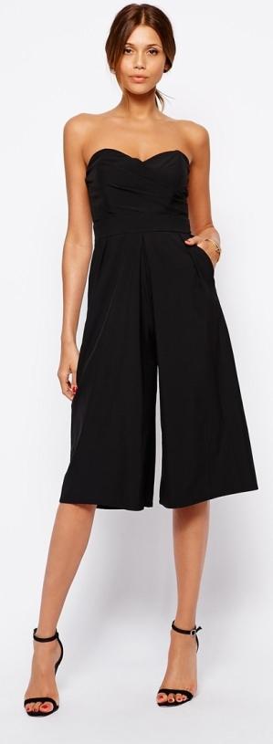 Culotte Midi Skirt 8